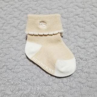 バーバリー(BURBERRY)のバーバリー 靴下 10 11 12(靴下/タイツ)
