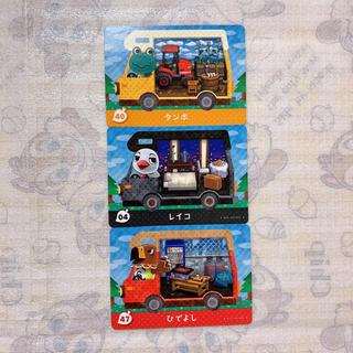 ニンテンドースイッチ(Nintendo Switch)の新品未使用☆どうぶつの森 amiibo レイコ +おまけつき(カード)