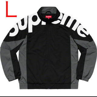 Supreme - 19FW Supreme Shoulder Logo Track Jacket