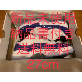 NIKE - 新品未使用送料無料 ウィメンズ エアジョーダン11 RETRO LOW 27cm