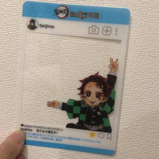 集英社 - ナツコミ 鬼滅の刃 SNS風キャラクターカード
