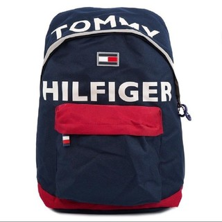 TOMMY HILFIGER - TOMMY HILFIGER トミーヒルフィガー/バックパック/Hollis/紺