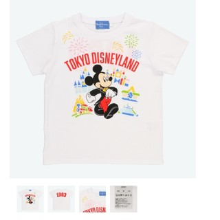 Disney - ディズニー キッズTシャツ 120センチ 東京ディズニーランド