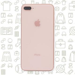 アイフォーン(iPhone)の【B】iPhone8Plus/64/au(スマートフォン本体)