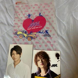 トリプルエー(AAA)のAAA HEART TO TOUR 2010 ファイル(ミュージック)