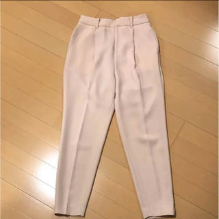 LAUTREAMONT - ロートレアモン   九分丈パンツ