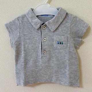 ファミリア(familiar)のfamiliar ポロシャツ サイズ70(シャツ/カットソー)