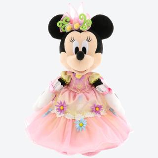 Disney - ラクマ最安値!ベリーベリーミニー【ヒピホピ ぬいぐるみ ミニーマウス 】