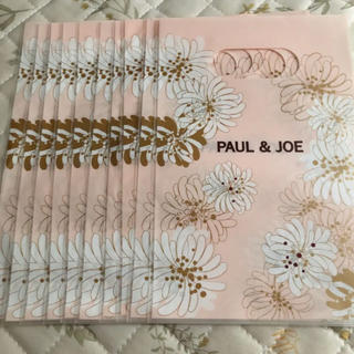 ポールアンドジョー(PAUL & JOE)のポール&ジョー ポールアンドジョー ショップ袋 バッグ 袋 ラッピング バッグ(ショップ袋)