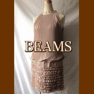 レイビームス(Ray BEAMS)のRAY BEAMS ワンピース(ミニワンピース)