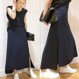 DEUXIEME CLASSE - Deuxieme classe AMERICANA スウェットスカート◆