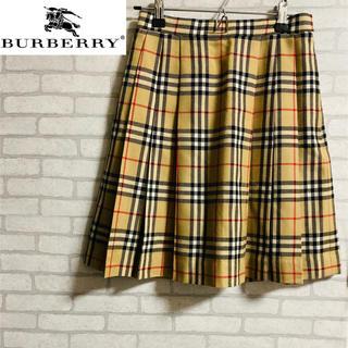 バーバリー(BURBERRY)のBurberrys ノバチェック ヴィンテージ スカート (スカート)