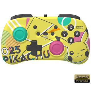 Nintendo Switch - ホリパッドミニ for Nintendo Switch ピカチュウ