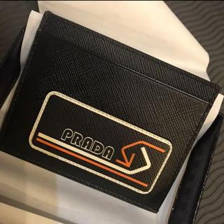 プラダ(PRADA)のプラダ PRADA  新品未使用 正規品 ミニ 財布 お札 カード入れ(折り財布)