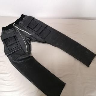 リックオウエンス(Rick Owens)のRick Owens DRKSHDW cretch cargo pants(ワークパンツ/カーゴパンツ)