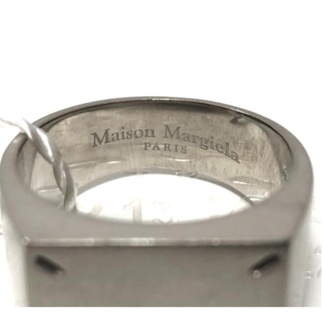 マルジェラmaison margiela 指輪 リング メンズのアクセサリー(リング(指輪))の商品写真