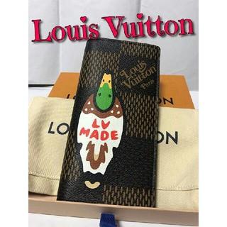 ルイヴィトン(LOUIS VUITTON)のルイヴィトン LOUIS VUITTON NIGO 長財布 (長財布)
