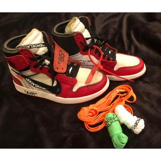 NIKE - ★NIKE Air Jordan off white シカゴ ★