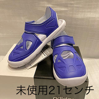 adidas - アディダス サンダル 21センチ
