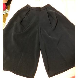 ジーユー(GU)のズボン(ハーフパンツ)