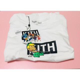 Kith jetsons Elroy box logo Tシャツ(Tシャツ/カットソー(半袖/袖なし))
