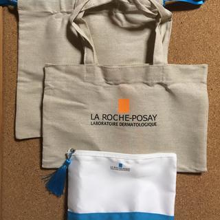 ラロッシュポゼ(LA ROCHE-POSAY)のエコバッグ & きんちゃく袋 & ポーチ(エコバッグ)
