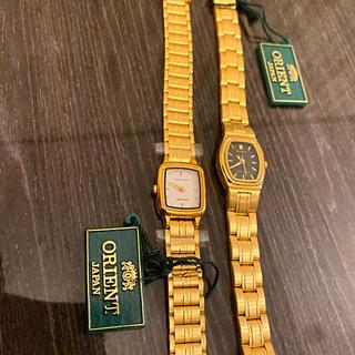 オリエント(ORIENT)のオリエント 2本セット レディース 腕時計 ウォッチ(腕時計)