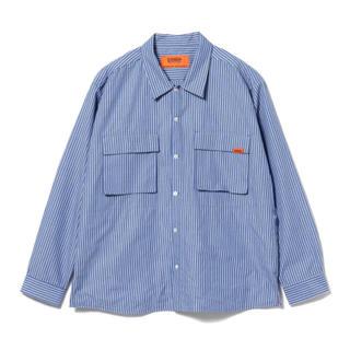 ビームス(BEAMS)の20SS BEAMS UNIVERSAL OVERALL 別注 ワークシャツ(カバーオール)