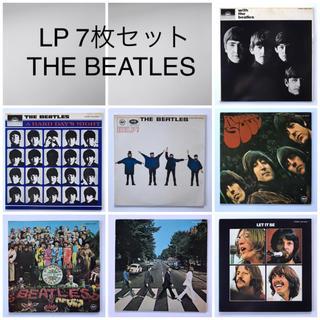 【BEATLES/ LP】ザ・ビートルズ / レコード7枚セット: 東芝EMI盤