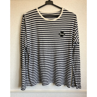 エフシーアールビー(F.C.R.B.)のFCRBロングTシャツ(Tシャツ/カットソー(七分/長袖))