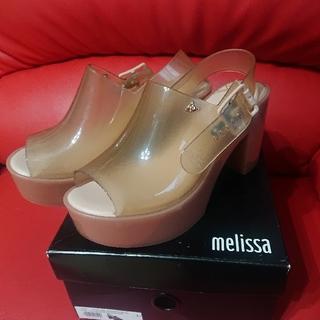 Vivienne Westwood - ヴィヴィアン ウエストウッド 新品 melissa メリッサ オーブ サンダル