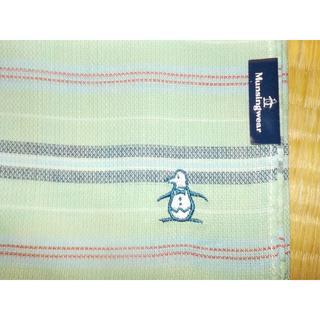 マンシングウェア(Munsingwear)の【マンシングウェア】ハンカチ(ハンカチ/ポケットチーフ)