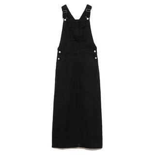 Mila Owen - 《新品タグ付き》ミラオーウェン リネンジャンパースカート