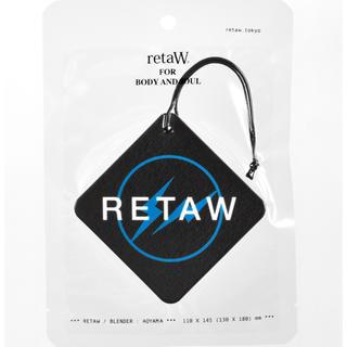 FRAGMENT - retaW  ×  Fragment design  カータグ 黒