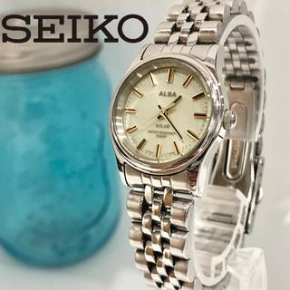 アルバ(ALBA)のSEIKO セイコー 腕時計 レディース腕時計 ソーラー時計 アルバ 40(腕時計)