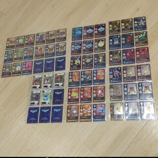 スクウェアエニックス(SQUARE ENIX)のドラゴンクエストモンスターズ テリーのワンダーランド カードゲーム 初期(シングルカード)