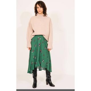 ミラオーウェン(Mila Owen)のミラオーウェンスカート(ひざ丈スカート)