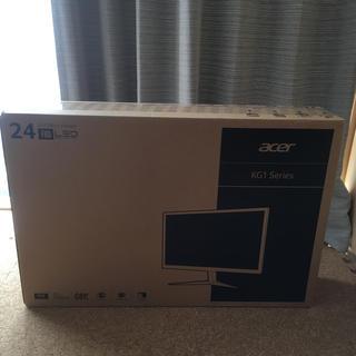エイサー(Acer)のゲーミングモニター(PC周辺機器)