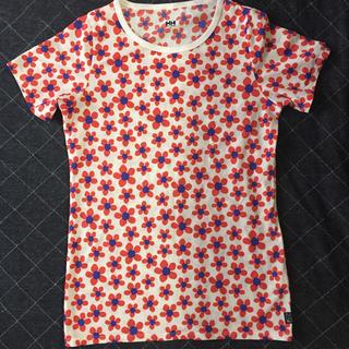 ヘリーハンセン(HELLY HANSEN)のヘリーハンセン 花柄Tシャツ(登山用品)