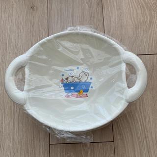 ファミリア(familiar)のファミリア 洗面器 ファミちゃん 湯おけ(タオル/バス用品)