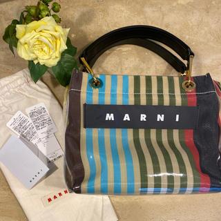 Marni - 新品 2020SS新作☆マルニ☆トートバッグ マルニ購入品 付属品完備 大人気