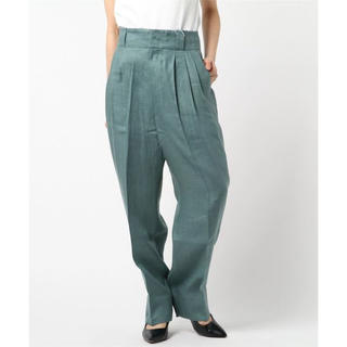 BEAUTY&YOUTH UNITED ARROWS - JANESMITH TUCK PANTS 36