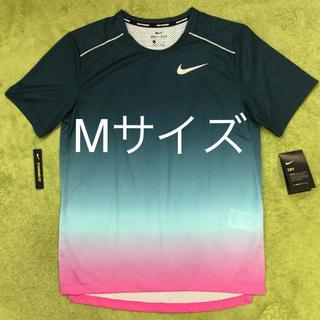 ナイキ(NIKE)のNIKE ランニング Tシャツ 風車 メンズM  レア商品(Tシャツ/カットソー(半袖/袖なし))