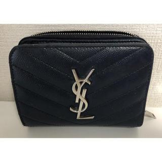 イヴサンローランボーテ(Yves Saint Laurent Beaute)のイブサンローラン YSL 二つ折り財布(財布)