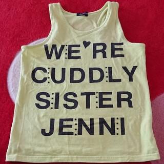 ジェニィ(JENNI)の【150】ジェニイ タンクトップ(Tシャツ/カットソー)