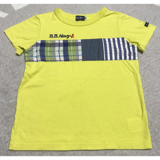 mikihouse - ★ブラックベア★半袖Tシャツ★120★ミキハウス★ダブルB