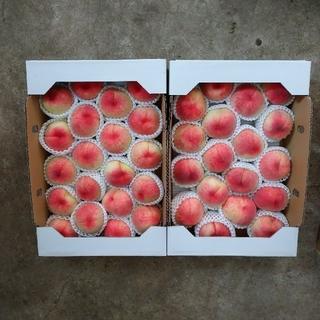 桃 果物 山梨県 4キロ(フルーツ)