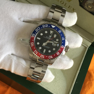 ロレックス(ROLEX)のカスタムGMT(腕時計(アナログ))