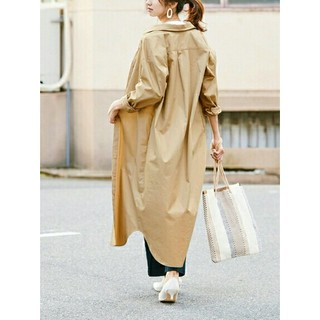 titivate - 【新品*タグ付き】titivate ロングシャツワンピース