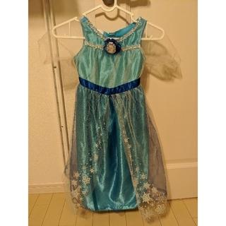 アナと雪の女王 - エルサ ドレス 110cm